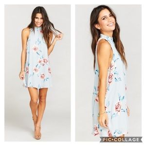 "NWT Show Me Your Mumu ""V Right Back"" Floral Dress"